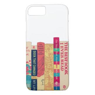 Gusano de libro funda iPhone 7