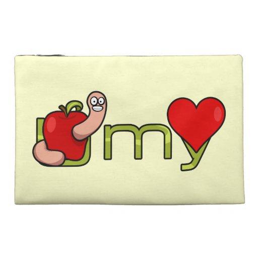 Gusano de U mi corazón