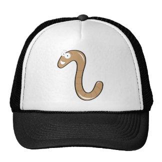 gusanos gorra
