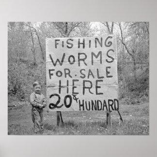 Gusanos para Sale 1935