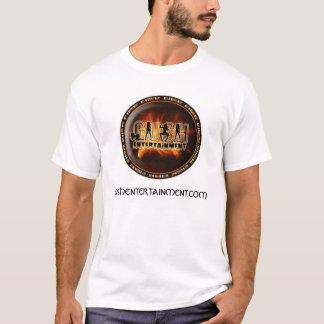 GUSHENTERTAINMENT.COM Logo Tee (white)