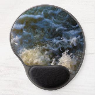 Gushing Spring Waters Gel Mouse Pad