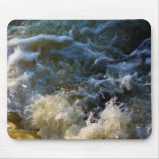 Gushing Spring Waters Mouse Pad