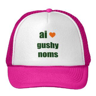Gushy Noms Trucker Hat