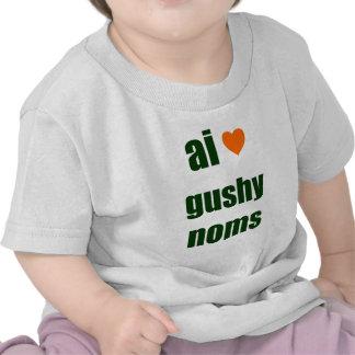 Gushy Noms Tshirt