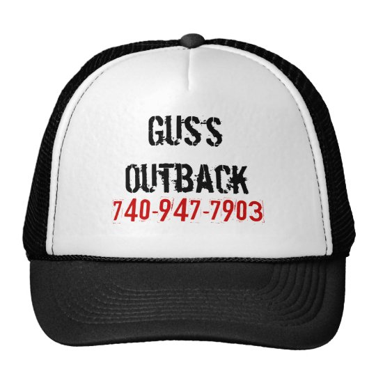 Gus's Outback Hat