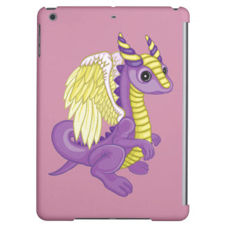 Gust the Diddy Dragon ipad design iPad Air Covers