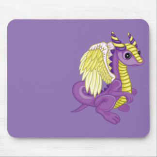 Gust the Diddy Dragon mouse pad