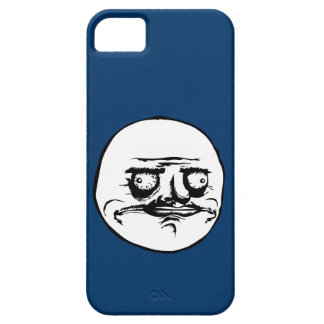 Gusta hace frente a Meme iPhone 5 Protectores