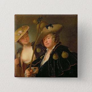 Gustav Adolf Graf von Gotter Pinback Button