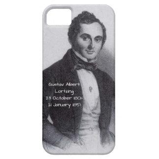 Gustav Albert Lortzing iPhone SE/5/5s Case