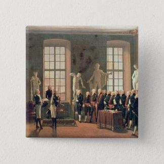 Gustav IV Pinback Button