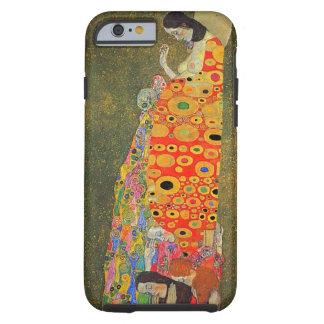 Gustav Klimt Abandoned Hope iPhone 6 Case