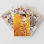 Gustav Klimt Adele Bloch-Bauer Golden Art Nouveau Card Deck