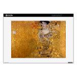 Gustav Klimt - Adele Bloch-Bauer I. Decals For Laptops