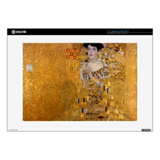 Gustav Klimt - Adele Bloch-Bauer I. Decals For Laptops