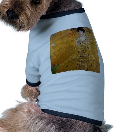 Gustav Klimt - Adele Bloch-Bauer I. Dog Tee Shirt