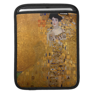 Gustav Klimt - Adele Bloch-Bauer I. iPad Sleeves