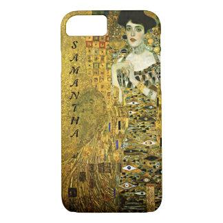 Gustav Klimt Adele Bloch-Bauer I iPhone 8/7 Case