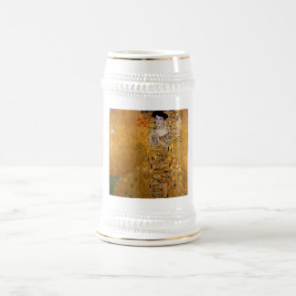 Gustav Klimt - Adele Bloch-Bauer I Coffee Mugs