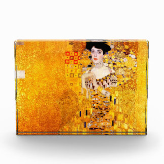 Gustav Klimt Adele Bloch-Bauer I Portrait Painting Award