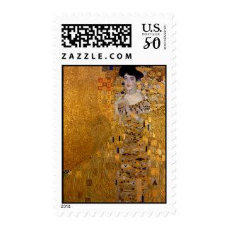 Gustav Klimt - Adele Bloch-Bauer I. Postage