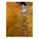 Gustav Klimt - Adele Bloch-Bauer I. Postcards