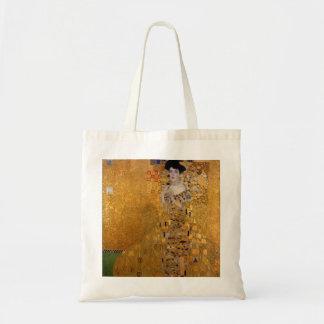 Gustav Klimt - Adele Bloch-Bauer I. Tote Bag