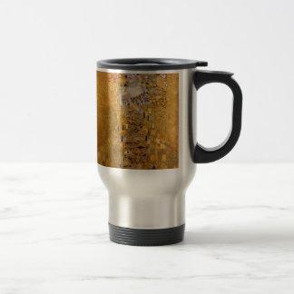 Gustav Klimt - Adele Bloch-Bauer I. Travel Mug
