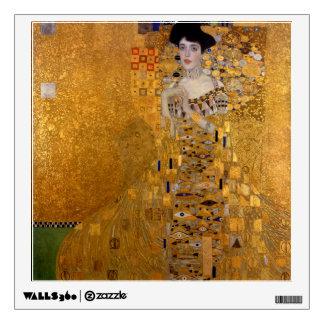 Gustav Klimt - Adele Bloch-Bauer I. Wall Sticker