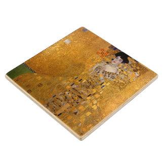 Gustav Klimt - Adele Bloch-Bauer I. Wood Coaster