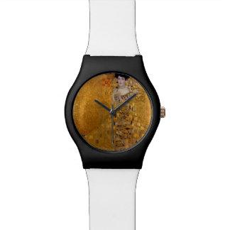 Gustav Klimt - Adele Bloch-Bauer I. Wrist Watches