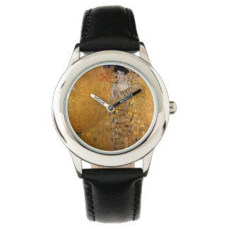 Gustav Klimt - Adele Bloch-Bauer I. Wristwatch