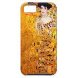 Gustav Klimt Adele Bloch-Bauer Vintage Art Nouveau iPhone 5 Cases