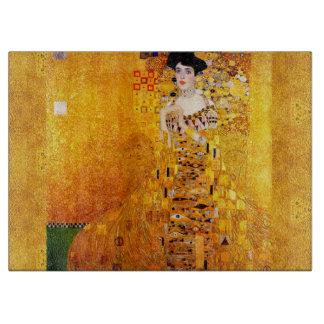 Gustav Klimt Adele Bloch-Bauer Vintage Art Nouveau Cutting Board