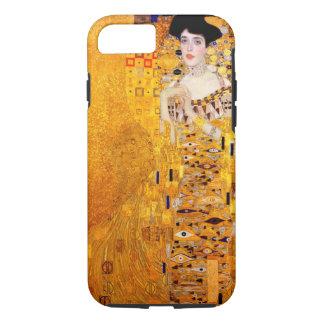 Gustav Klimt Adele Bloch-Bauer Vintage Art Nouveau iPhone 7 Case
