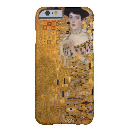 Gustav Klimt Adele iPhone 6 Case