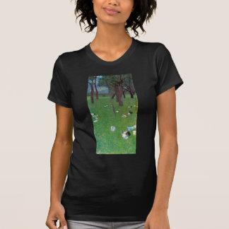 Gustav Klimt After The Rain T-shirts