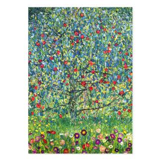 Gustav Klimt: Apple Tree Business Card
