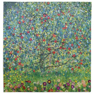 Gustav Klimt: Apple Tree