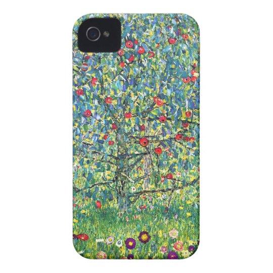 Gustav Klimt: Apple Tree iPhone 4 Case