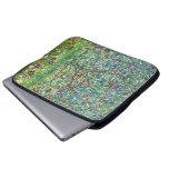 Gustav Klimt: Apple Tree Laptop Sleeves