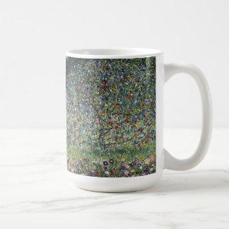 Gustav Klimt Apple Tree Mug