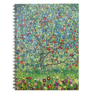 Gustav Klimt: Apple Tree Notebook