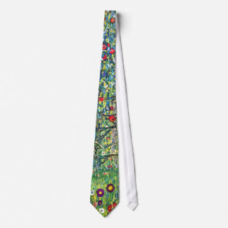Gustav Klimt: Apple Tree Tie