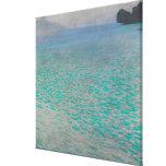 Gustav Klimt Attersee GalleryHD Canvas Print