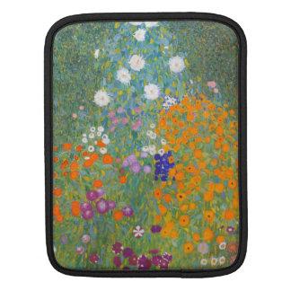 Gustav Klimt Bauerngarten i Pad Sleeve iPad Sleeves