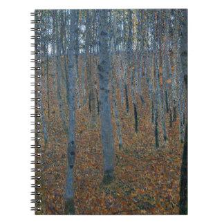 Gustav Klimt  Beech Grove Notebook