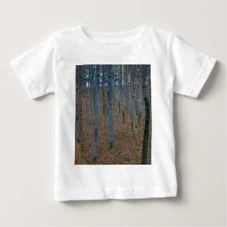 Gustav Klimt - Beech Grove. Trees Nature Wildlife Baby T-Shirt