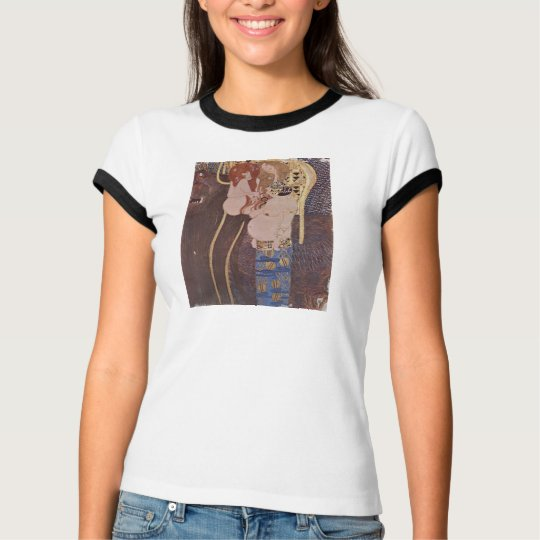 Gustav Klimt - Beethoven Frieze T-Shirt